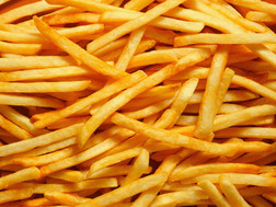 Frietjes en snacks